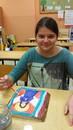 Spotkanie z malarzem w naszym gimnazjum